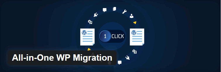 Migrar WordPress con All-in-One WP Migration