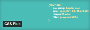 Lee más sobre el artículo Personaliza el diseño con CSS Plus