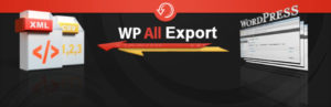 Exportar e importar contenido en WordPress