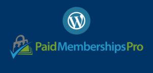 Web de membresía con Paid Memberships Pro