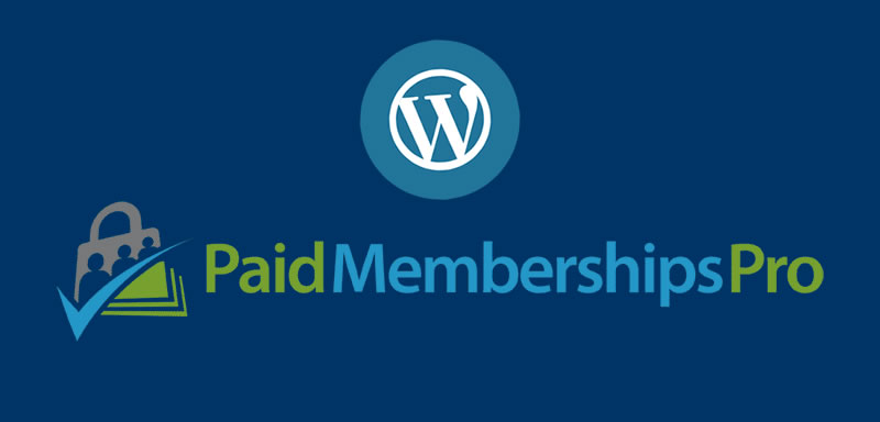 Web de membresía con Paid Memberships Pro