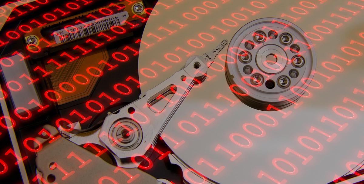 ¿Cuanto dura la información en un disco duro?
