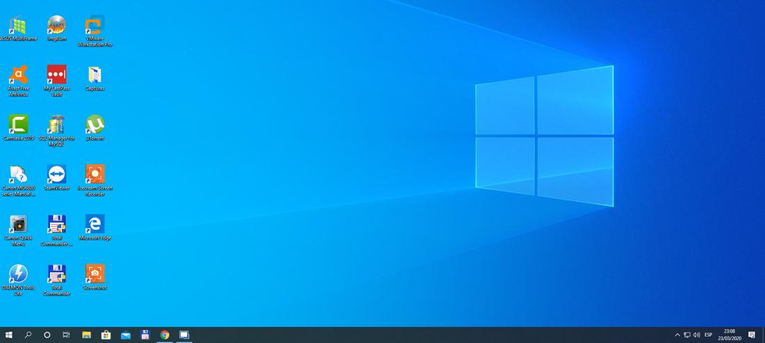Eliminar archivos con problemas en Windows