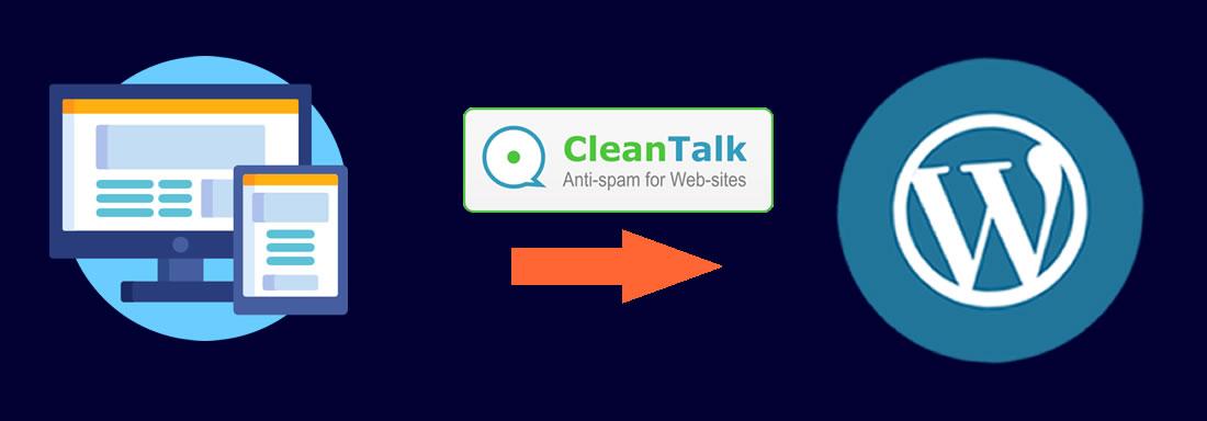 Usa CleanTalk y olvídate para siempre del spam